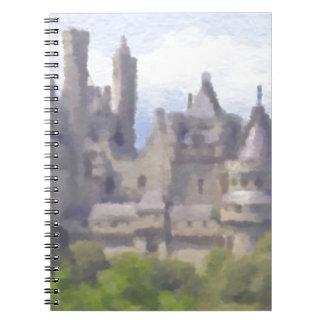 A Camelot Summer Note Book