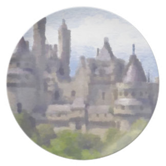 A Camelot Summer Party Plate