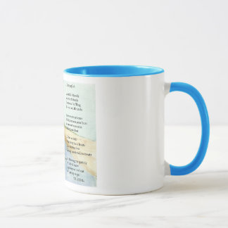 A Camping List to Consider Mug