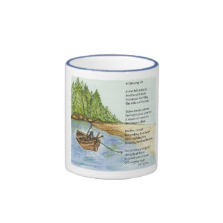 A Camping List to Consider Ringer Coffee Mug