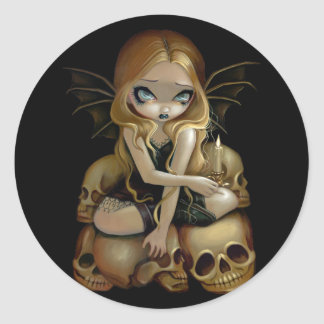 """A Candle In The Dark"" Sticker"