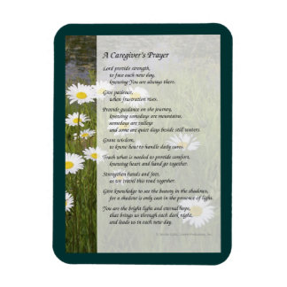 A Caregiver's Prayer - Magnet