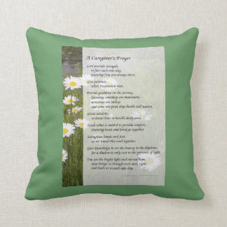 A Caregiver's Prayer - Pillow