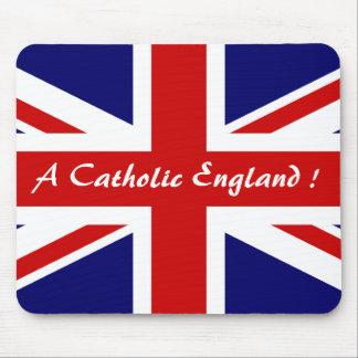 A CATHOLIC ENGLAND ! MOUSE PAD