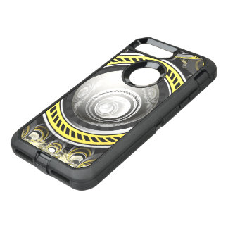 A Cautionary Fractal Cake Baked for GlaDOS Herself OtterBox Defender iPhone 8 Plus/7 Plus Case