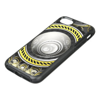 A Cautionary Fractal Cake Baked for GlaDOS Herself OtterBox Symmetry iPhone 7 Case