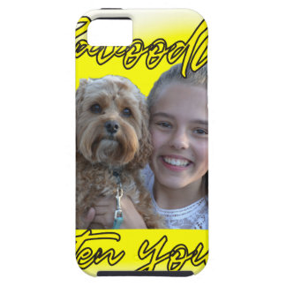 A Cavoodle will Brighten your Day. iPhone 5 Cover