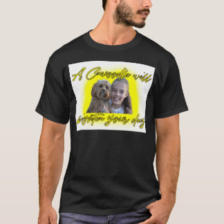 A Cavoodle will Brighten your Day. T-Shirt