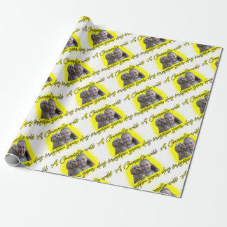 A Cavoodle will Brighten your Day. Wrapping Paper