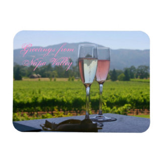 A celebatory greeting from Napa Valley Magnet