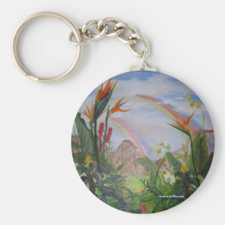 A Celebration of Life Keychain