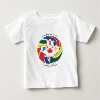 A Celebration of our Canadian Athletes Baby T-Shirt