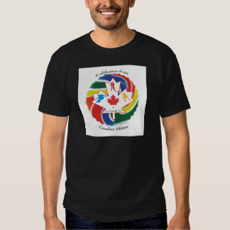 A Celebration of our Canadian Athletes T-shirts