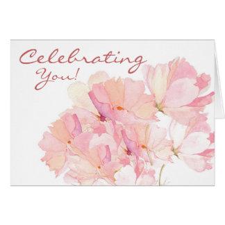 A Celebration of YOU Birthday Card