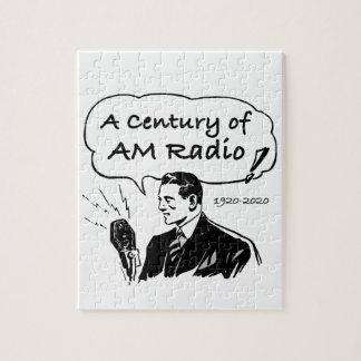 A Century of AM Radio Jigsaw Puzzle