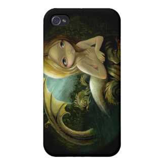 A Certain Slant of Light iPhone 4 Case Mermaid