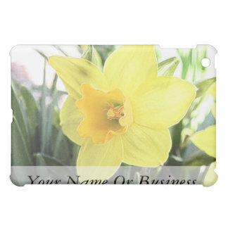 A Cheerful Yellow Daffodil iPad Mini Case