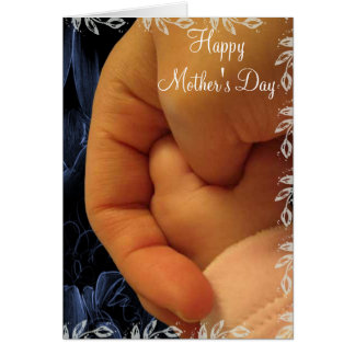 a cherished moment-Happy Mother's Day Card