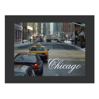 A Chicago Winter Postcard