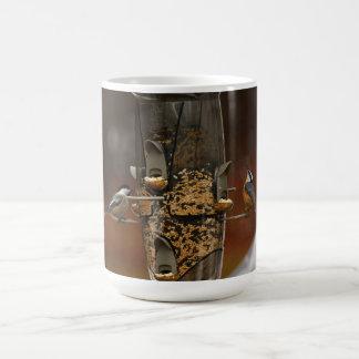 A Chickadee & A Nuthatch Coffee Mug