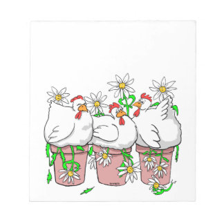 A Chicken In Every Pot Notepads
