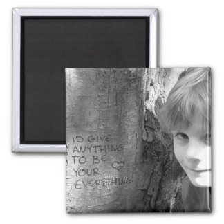 A childs only wish. magnet