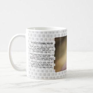 A CHILDS PRAYER COFFEE MUG