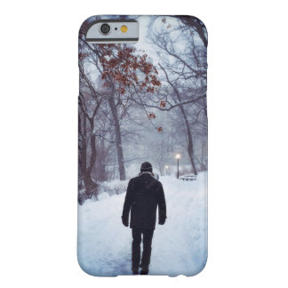 A Chilly Path In Central Park Barely There iPhone 6 Case