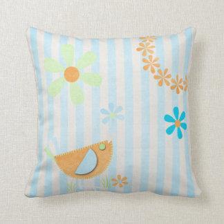 A Chirp Apart Pillow