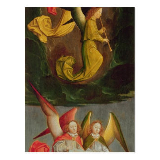 A Choir of Angels, 1459 Postcard