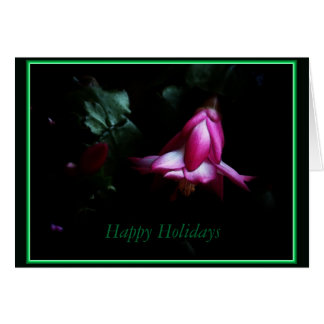 A Christmas bell Greeting Card