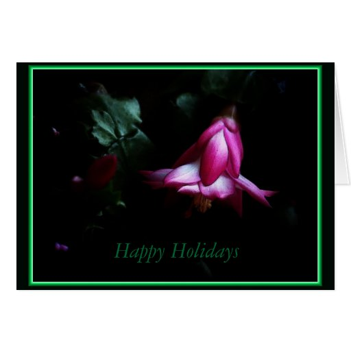 A Christmas bell Greeting Cards