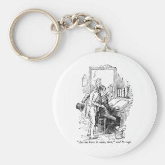 A Christmas Carol Keychain