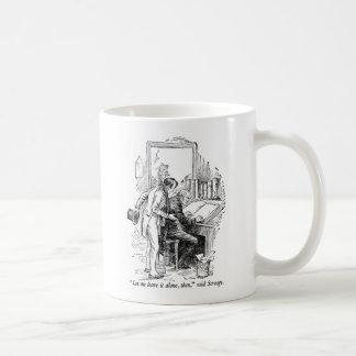 A Christmas Carol: Leave It Alone Coffee Mug