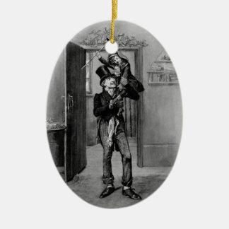 A Christmas Carol: Tiny Tim Ceramic Ornament