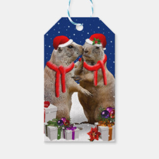 A Christmas Kiss Gift Tag Pack Of Gift Tags
