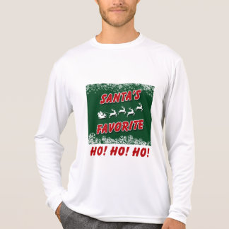 A Christmas Long Sleeve T shirt, Simple With Quote T-Shirt