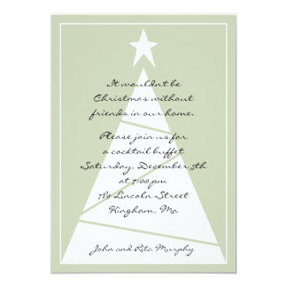 A Christmas Party! Card