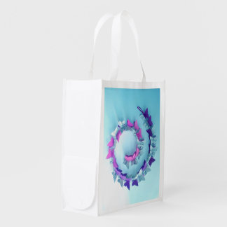 A Circle of Harmony Reusable Grocery Bag