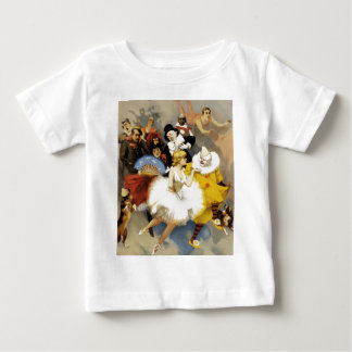 A Circus of Dancers Baby T-Shirt