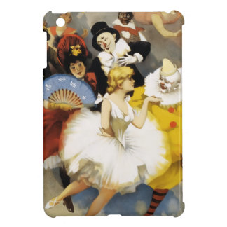 A Circus of Dancers iPad Mini Cover