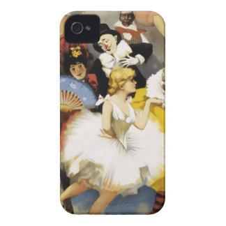 A Circus of Dancers iPhone 4 Case-Mate Case