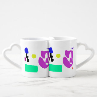 A City Corner Coffee Mug Set