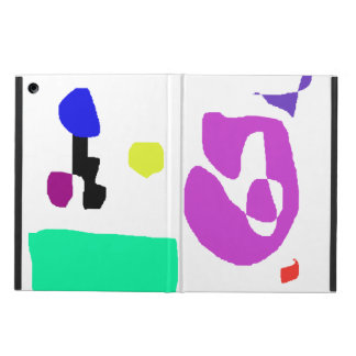 A City Corner Cover For iPad Air