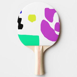 A City Corner Ping Pong Paddle