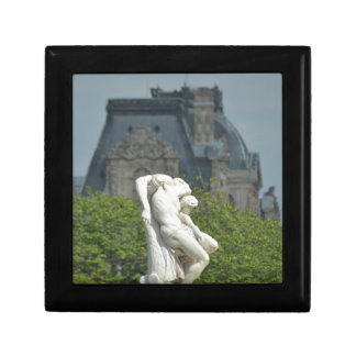 A classical marble statue in Paris Gift Box