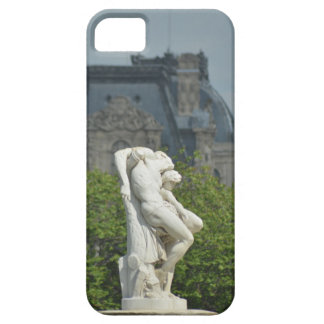 A classical marble statue in Paris iPhone 5 Case
