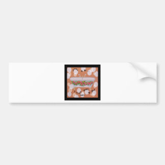 A Clean Heart Bumper Sticker
