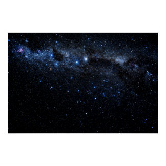 A Cluster of Stars Poster