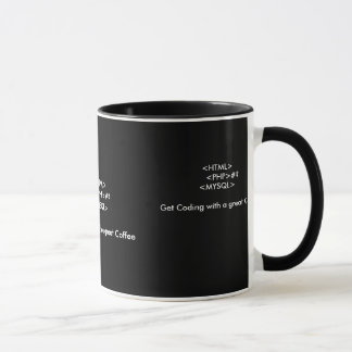A coffee cup for Web developers
